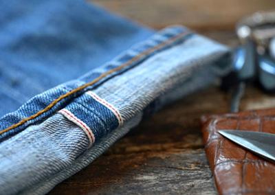 dloop original japanische raw selvedge jeans