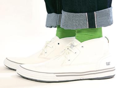 dloop original japanische raw selvedge shoe
