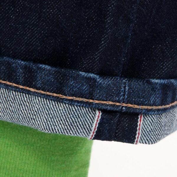 DLOOP Jeans 75 Comfort Slim Hem Cuffed Details