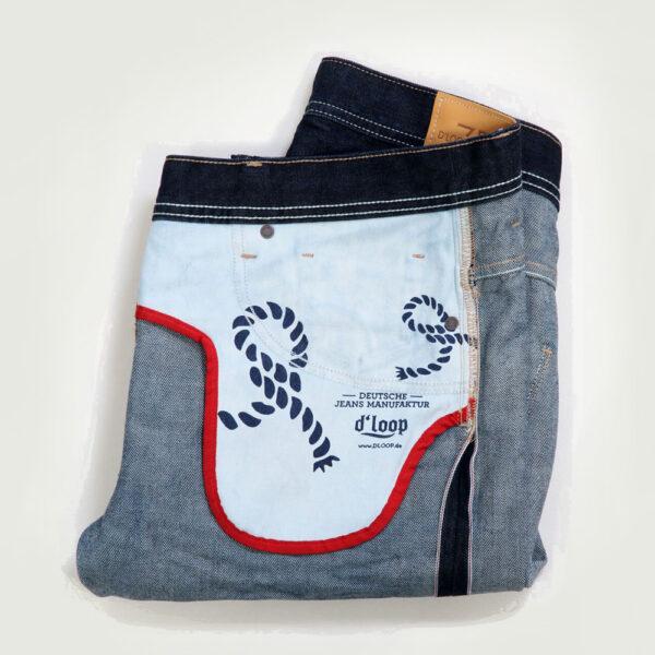 DLOOP Jeans 75x Comfort Slim Gallery Image 1