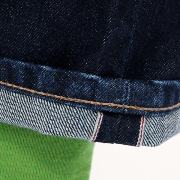 DLOOP Jeans 79 Comfort Slim Hem Cuffed Details