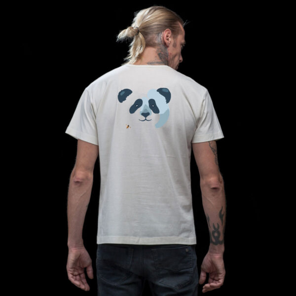 White Bear and Bee T Shirt